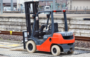 2.5 ton used forklift for sale